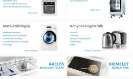 Ecommerce Design Kitchen Store Magento Theme