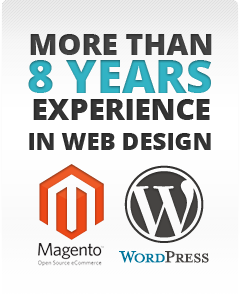Magento Ecommerce Theme Designer