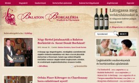 Wordpress Theme Vineyard Balaton