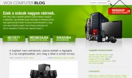 Wordpress Theme Computer
