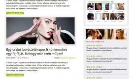 WordpressTheme Fashion Blog