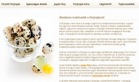 Wordpress Theme Quail Egg