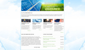Wordpress Theme Solar Energy
